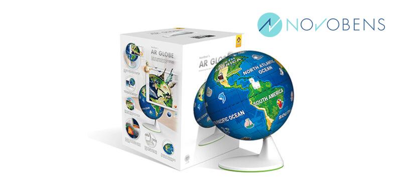 【獨家優惠】NeoBear AR 地球儀 優惠價$468(原價$599)