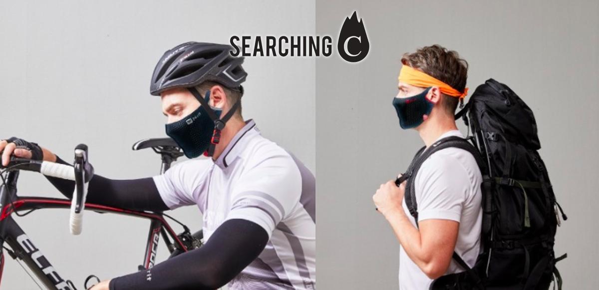 【驚喜價】購買韓國N-rit 運動 專用快乾透氣面罩(原價:$298)