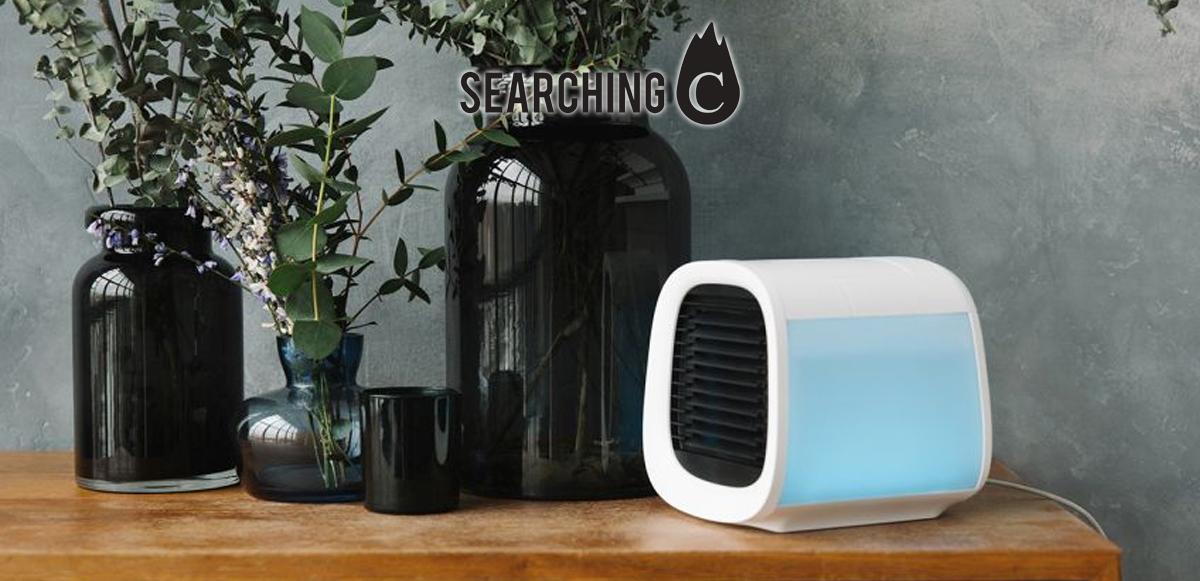 【驚喜價】購買美國 evaCHILL新一代小型 冷氣機 (原價:$1,299)