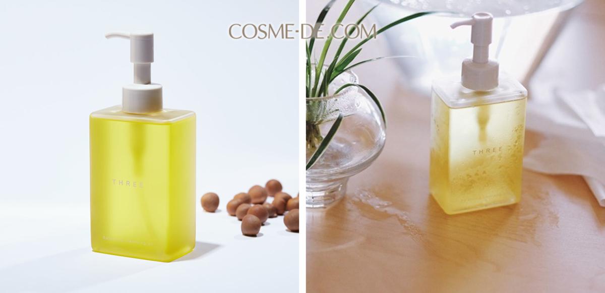 【COSME-DE】THREE平衡 潔膚 油R 特價$220(原價$375)