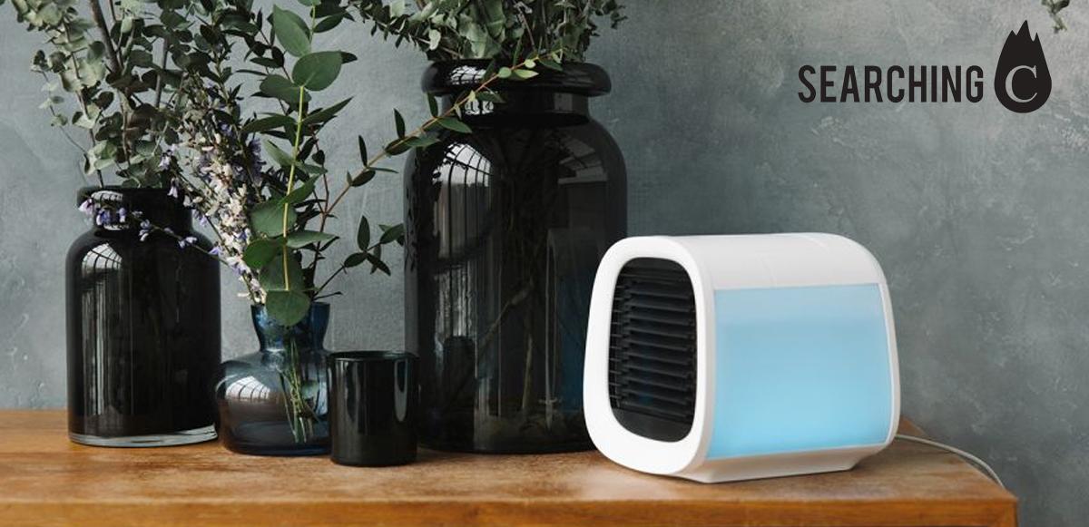 【驚喜價】$741購買美國 evaCHILL新一代小型 冷氣機 (原價:$1,299)