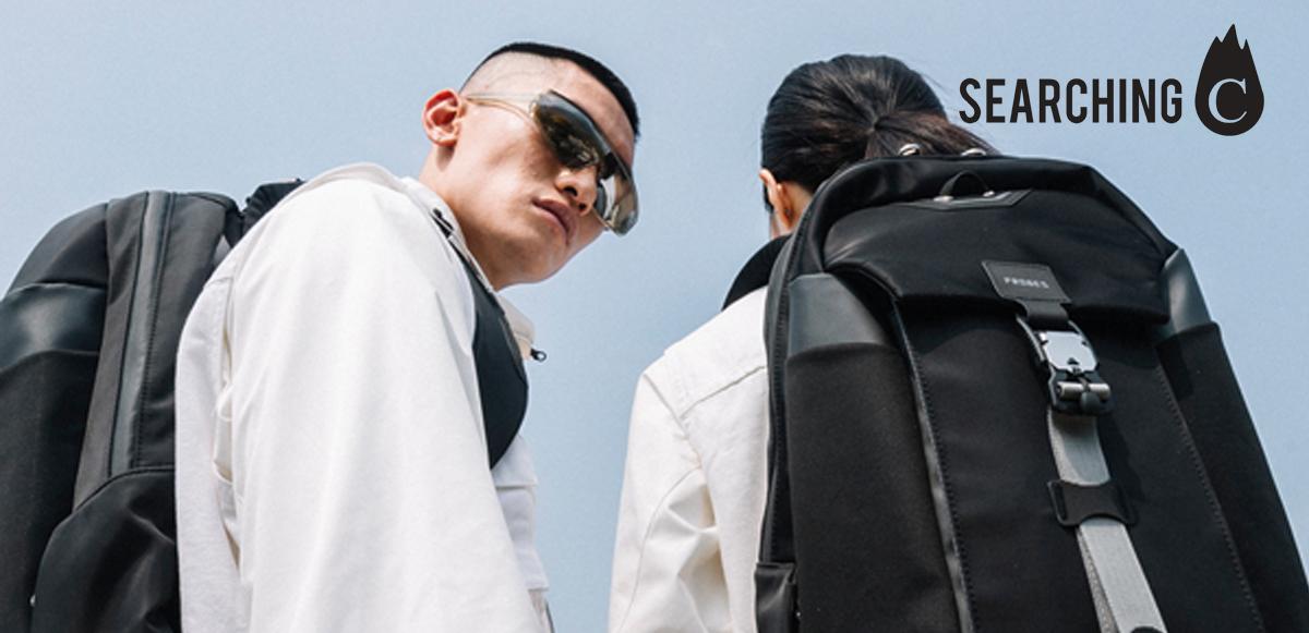 【早鳥價】$1,026購買 MICVIM 科感背包(原價:$1,380)
