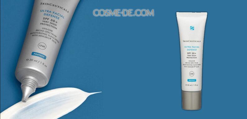 【COSME-DE】SKINCEUTICALS高效保濕 防曬霜 SPF 50+ 特價$308(原價$345)