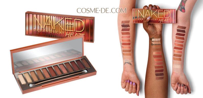 【COSME-DE】Urban Decay Naked Heat 眼影 組合 特價$371(原價$500)
