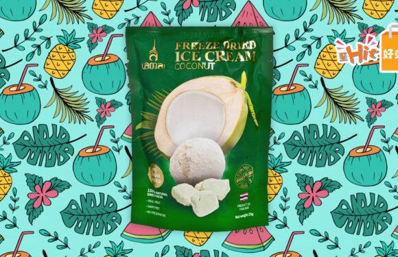 【至Hit好東西】Lamai冷凍椰子脆 雪糕 粒 特價$28(原價:$35)