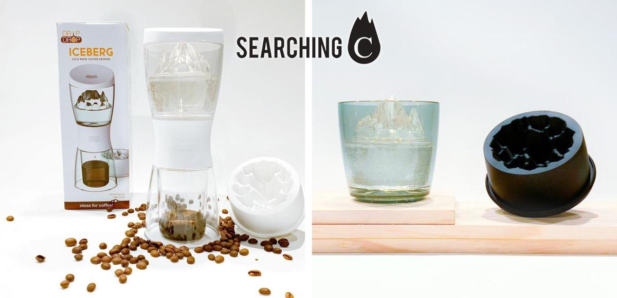 【驚喜價】購買Drip Drop Iceberg日常用冰滴 咖啡 壺(原價:$499)
