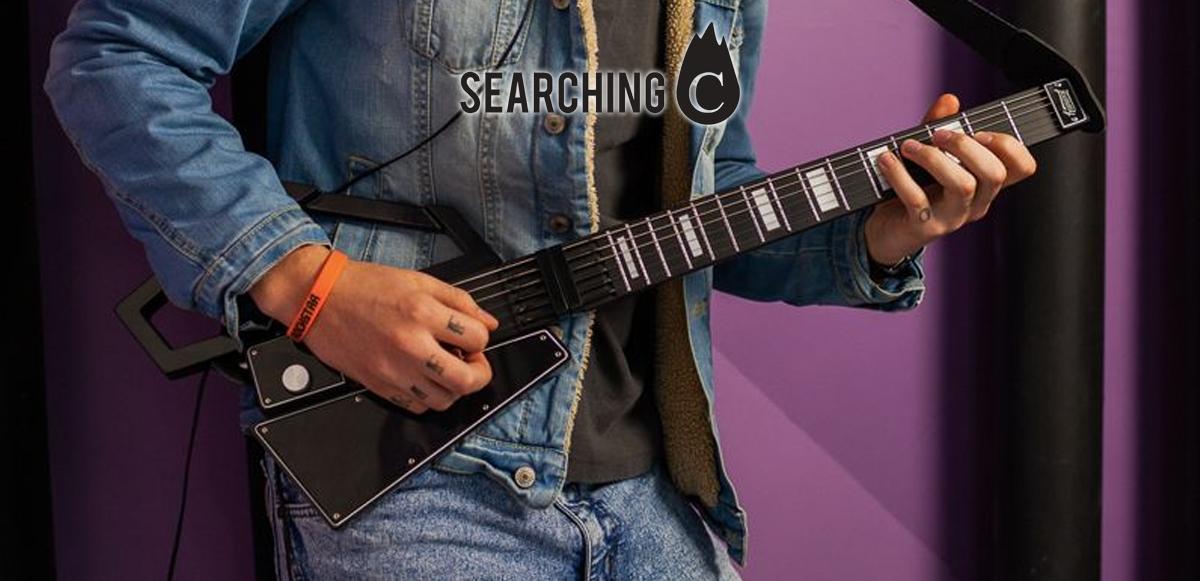 【驚喜價】購買美國Jammy G MIDI智能便攜 結他 (原價:$3,899)