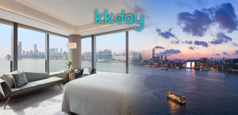 【KKday】維港凱悅尚萃酒店 住宿 +餐飲套票優惠