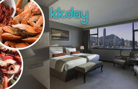 【KKday】馬哥孛羅香港酒店 住宿 +自助餐飲體驗套票