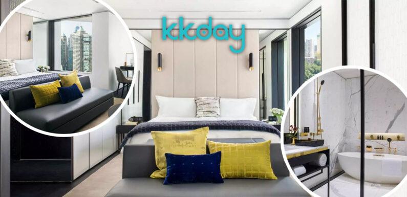 【KKday】香港 美利酒店 The Murray住宿餐飲奢華體驗優惠