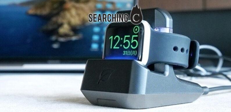 【驚喜價】購買日本特別版Charge N Clean智能 手錶 殺菌座(原價:$429)