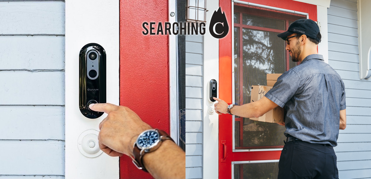 【驚喜價】購買美國WUUK新科技智能視頻 門鐘 (原價:$1,399)