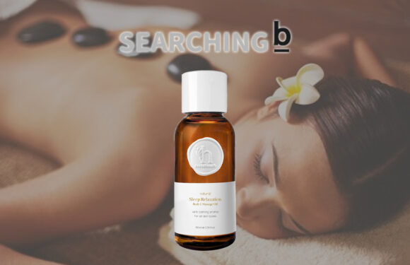 【Searching B】Herbal Touch安靜甜睡天然身體護理及 按摩油 100ml
