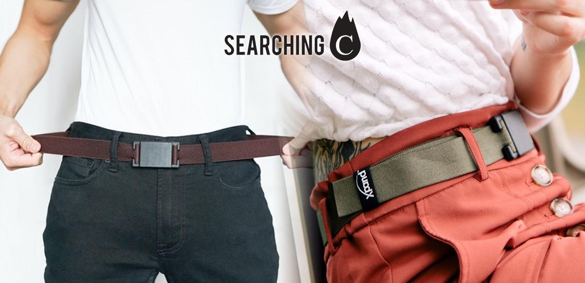 【驚喜價】購買美國Xpand Urban Belt磁扣彈力 腰帶 (原價:$299)