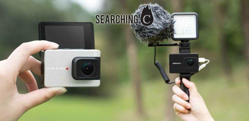 【早鳥優惠價】購買Mokacam Alpha 3最強CP翻轉屏幕行動 相機 (原價:$3,499)