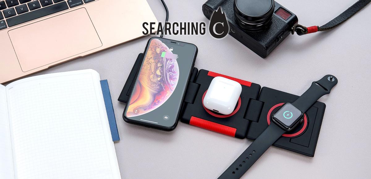 【早鳥優惠價】購買美國Unravel最強摺合 無線充電 板(原價:$787起)
