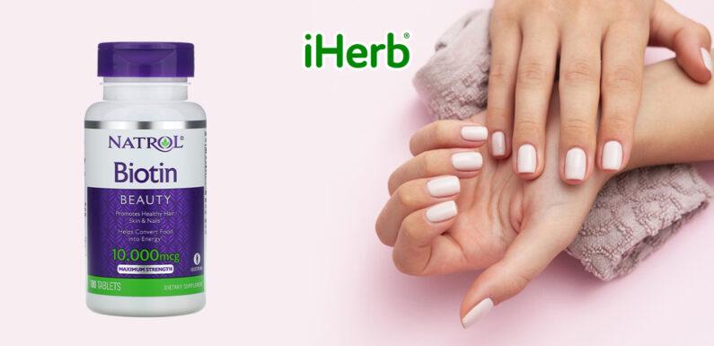 【iHerb】Natrol, Biotin 生物素,Maximum Strength,10,000微克,100片