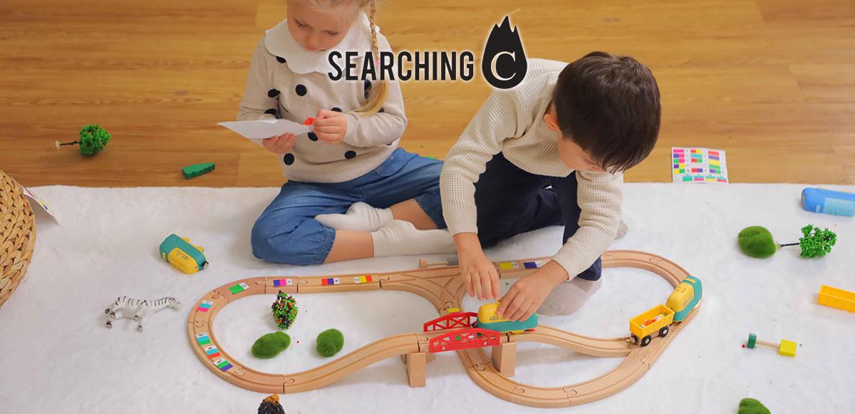 【驚喜價】購買 STEM 玩具編程 小火車Coding Express(原價:$800)