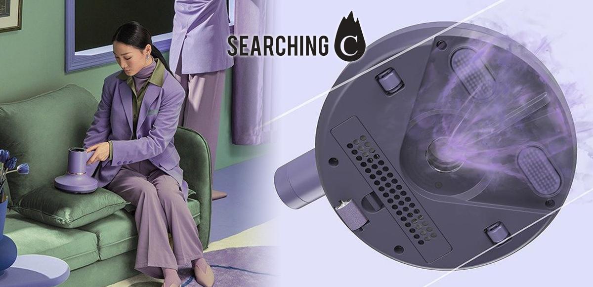 【驚喜價】購買Daewoo無線除塵蟎UV 殺菌 家用車用 吸塵機 (原價:$949)