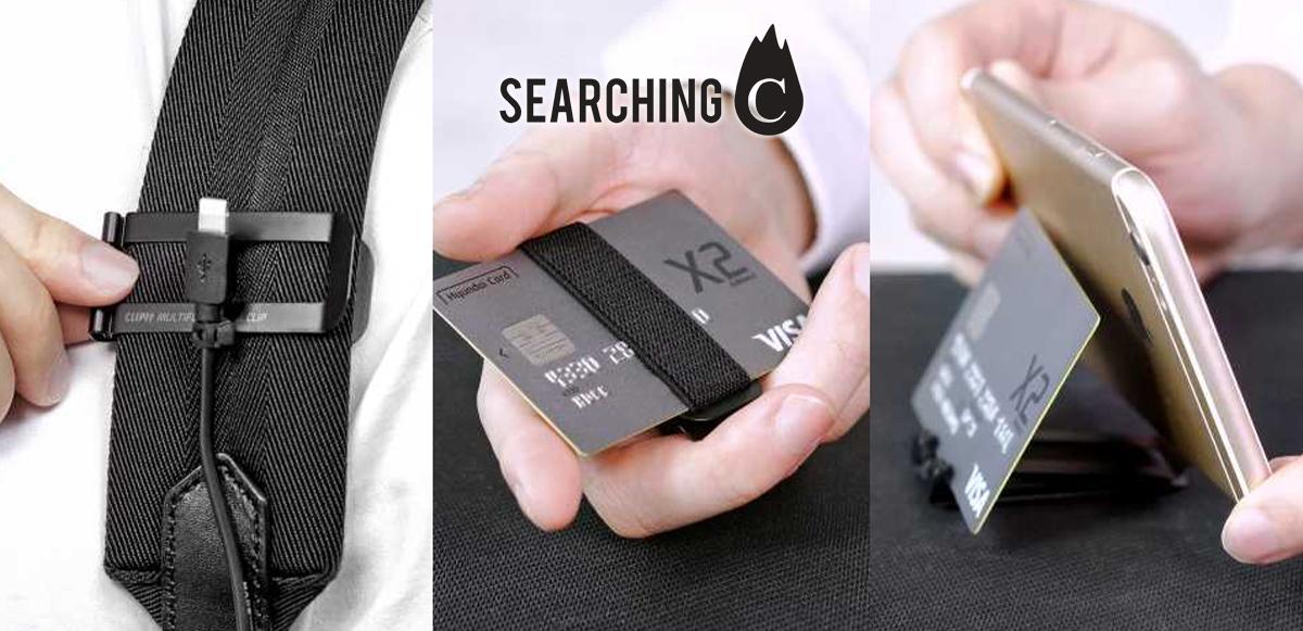 【驚喜價】購買CLIPIT隨身物品 萬能夾 +MBAND磁石夾 (原價:$218)