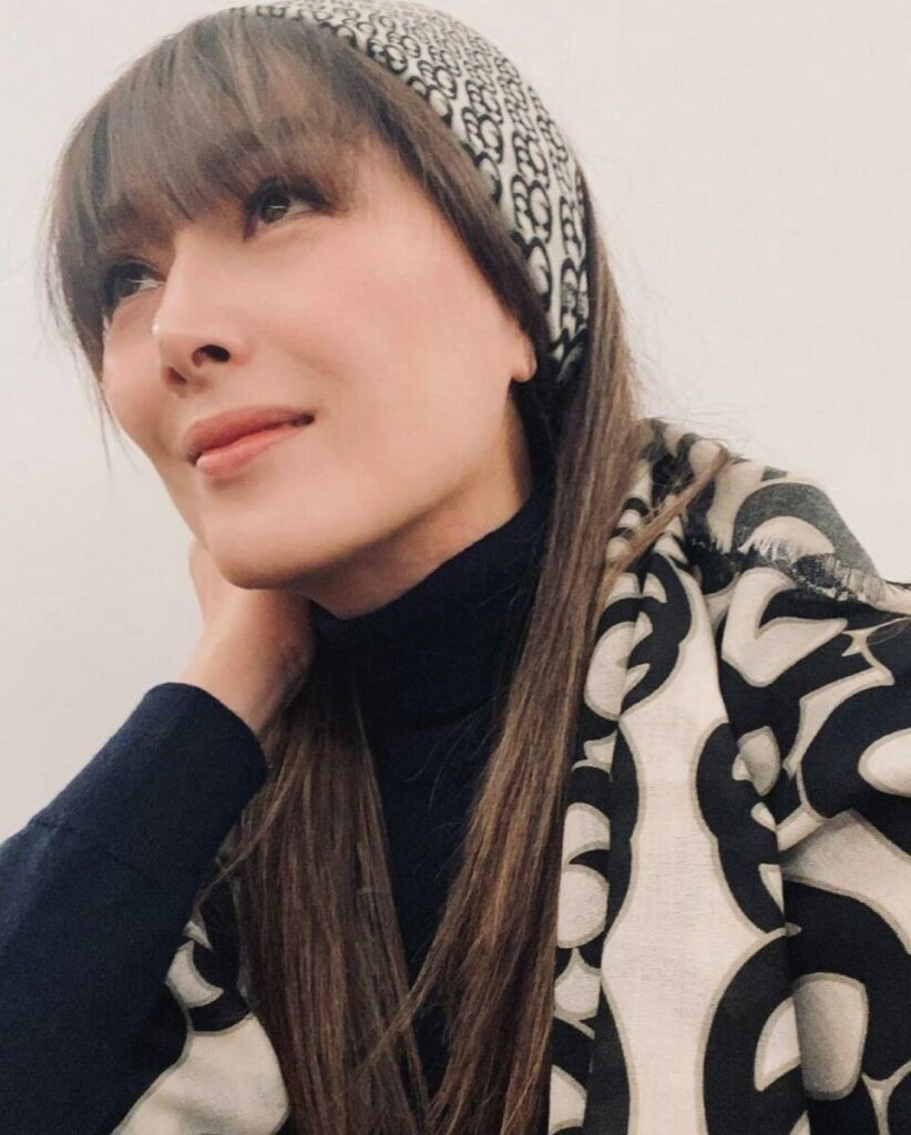 Vivienne Tam Lovfinity S 系列慈善 圍巾