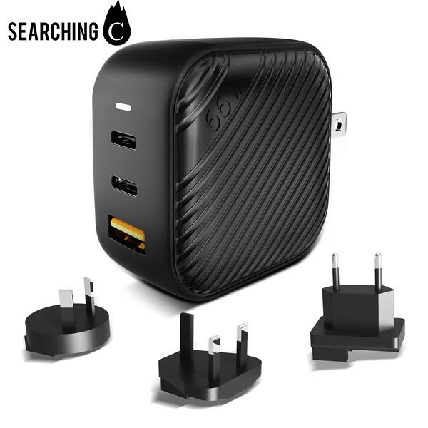 【現貨發售】美國 MoPoint 極細4合1轉插充電器  特價$399(原價$499)