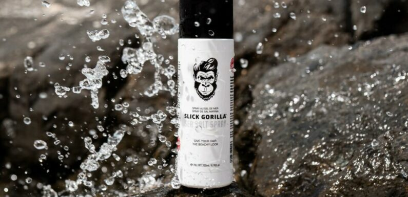 英國 Slick Gorilla 海鹽頭髮噴霧 (現貨發售) 通過設計 Searching C HK$189.00 HK$149.00