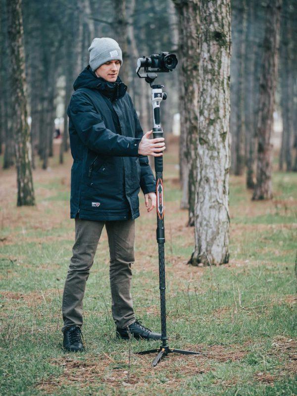 MOZA Slypod Pro 三合一電動滑軌相機獨腳架 (7月15日寄出)