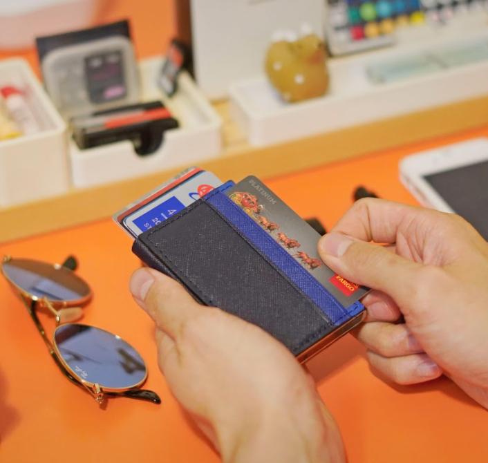 BANDO 3.0 超薄錢包卡片短夾 (7月21日寄出) 品牌: Dash Wallets HK$ 399