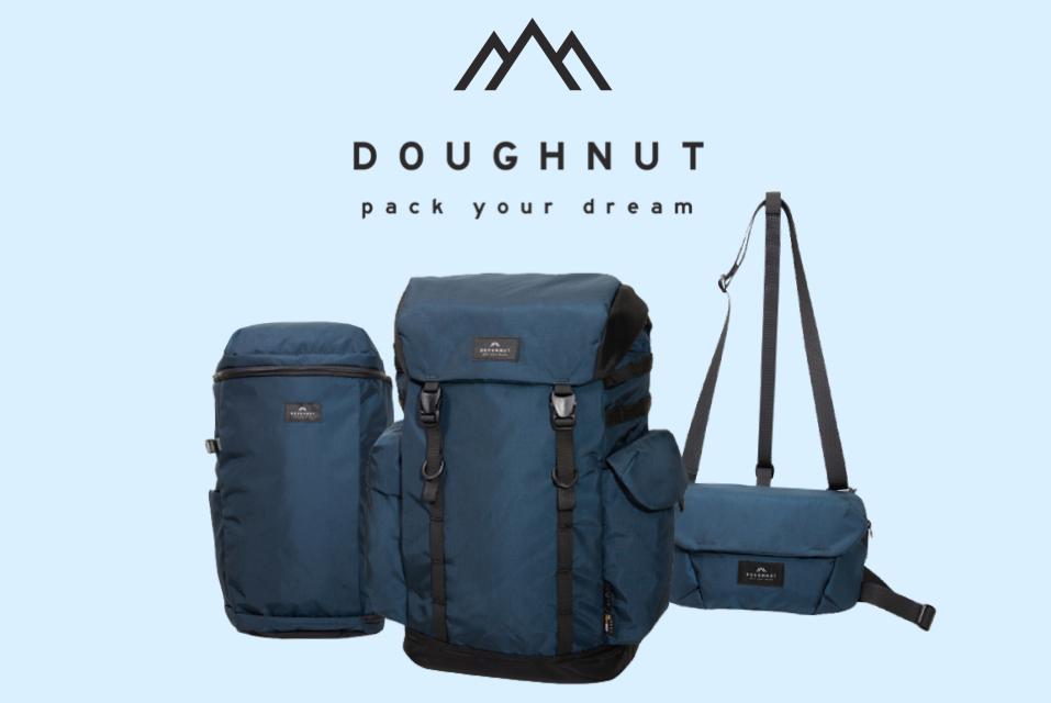 Doughnut Ocean Power 永續海洋概念背包 (7月27日寄出)