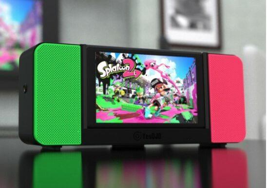 Switch 專屬藍牙揚聲器充電基座 OJO Speaker (9月9日寄出)