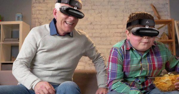 GOOVIS LITE 3D頭戴式投影器 (9月28日寄出)
