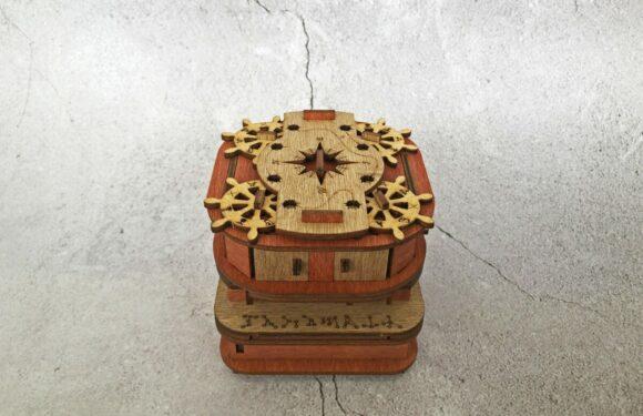 德國 iDventure Cluebox密室逃脫遊戲盒 (10月14日寄出)