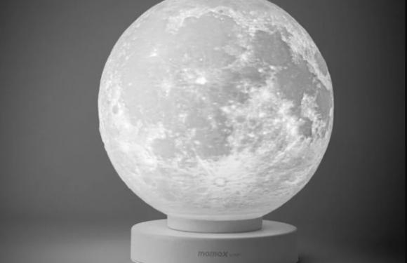 Momax IL2S Moon IoT 智能月球燈 (現貨發售)