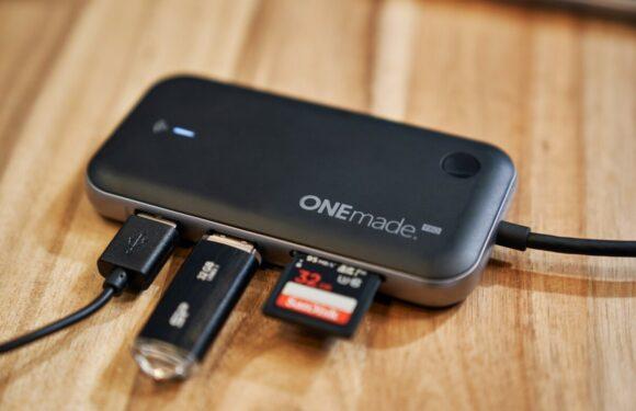 台灣 ONEmade pro多功能無線投影轉換器(11月9日寄出)
